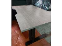 Sit Stand desk - Linak Electric Parrallel Drive