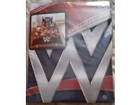 WWE Wrestling Legends Single Duvet and Pillowcase NEW