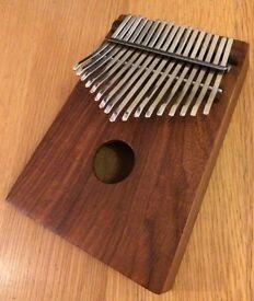 17 note wooden Mbira (Atlas) - UNUSED