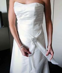 ANNE JEAN-MICHEL: CEINTURE décorative/ SASH for wedding dress