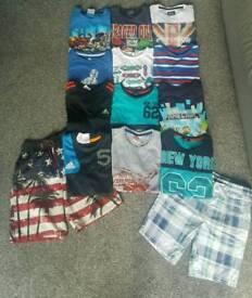 Boys 9-10yr Summer Bundle