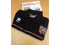Brentford FC commemorative book & top