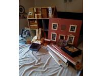 Dolls house project fixtures and fittings
