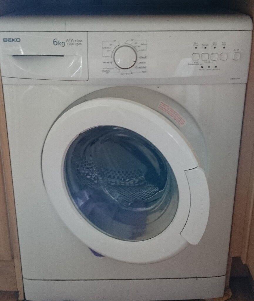 Beko Washing Machine Wm6123w Manual Warn Xt40 Wiring Diagram Multi Amp