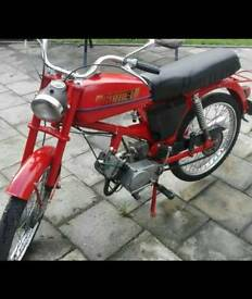 Romet 1983 motorbike all paperwork including