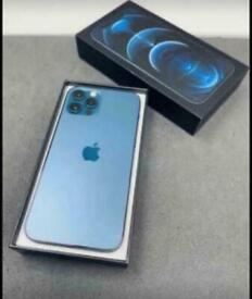 Apple iPhone 12 Pro Max 128gb brand new A blue