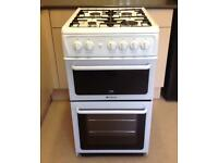 New Hotpoint cooker