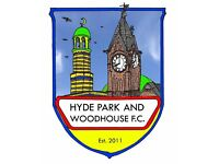 Hyde Park & Woodhouse FC are looking for players