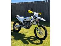 Husqvarna FE501 Enduro/Motocross Road Legal