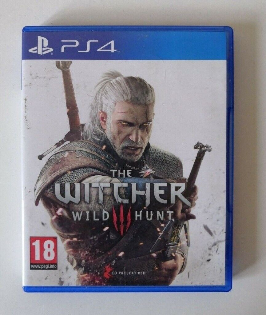 The Witcher 3 III Wild Hunt PS4 | in Bolton, Manchester | Gumtree