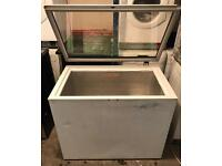 BIG DANBY F30ST CHEST FREEZER GOOD WORKING CONDITION, 3 MONTH WARRANTY