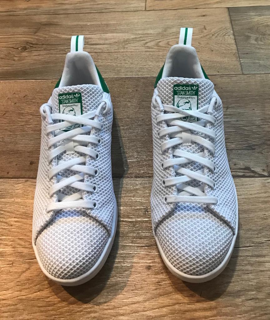 brand new af73a 180e4 Adidas Stan Smith Trainers (Size 9.5) | in Caerleon, Newport | Gumtree