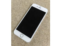 FAULTY iPhone 6 64GB White/Silver Unlocked - Phone Only / For Parts or Not Working