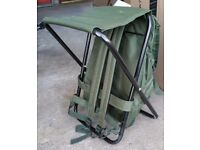 Hiking, Camping, Fishing Rucksack Chair