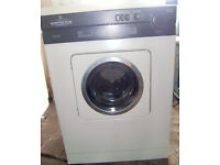 Hoover tumble dryer de luxe with creaseguard