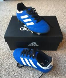 Kids Football Boots (Size 10)