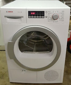Ex-display, 9kg load BOSCH Serie6 Condenser Dryer for Sale--RPR £500!!!
