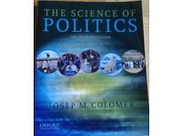 The Science of Politics, Josep M. Colomer