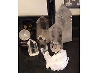 crystal quartz specimens cheap minerals all natural