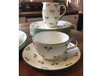Shelly tea set