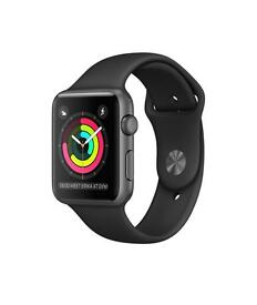 New Apple Watch - Series 1 - 42mm Space Grey Aluminium