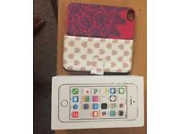 iPhone 5s , 16GB on Vodafone and Lebara Fantastic Condition