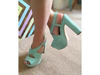 New Look high heels size 6