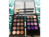 Makeup For Sale - MAC palettes with inserts and Morphe Eyeshadow & Brushes