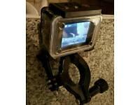 Action camera 4k ultra HD 32gb