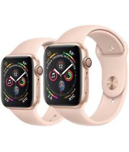 Rose Gold Apple Watch Series 4 40 MM LTE