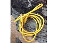 New 2m belkin patch cable