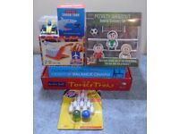 6 Desk Games & 1 Childish Prank Kit (new)