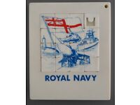 Royal Navy Slider Puzzle – post or collect