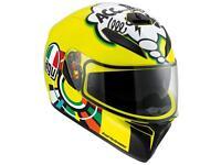 AGV K3 SV Rossi Misano Rep