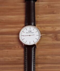 DANIEL WELLINGTON MENS WATCH