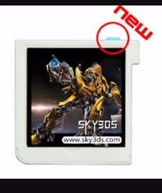 Sky+ 3ds Cart with 32gb (latest fw 20th feb)