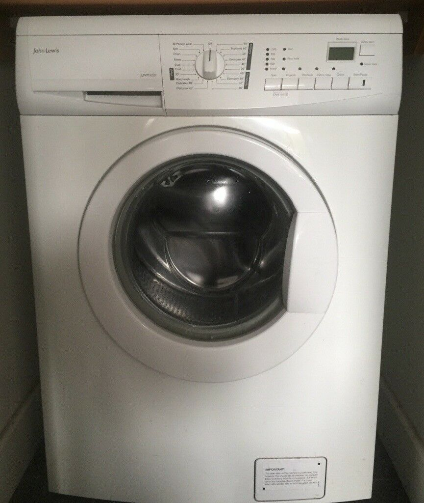 f09b1831d03 John Lewis JLWM1203 Washing Machine