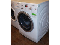 BOSCH 9 kg Vario Perfect Washing machine Delivery and Instalation Bedford Area