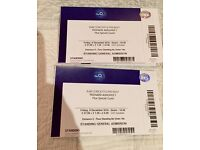 Richard Ashcroft at the 02 (2 standing tickets)