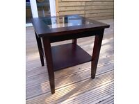 Glass Top coffee/ side table