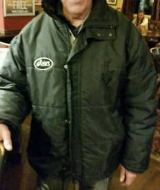 MILLWALL FC MANAGERS COAT