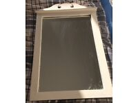 Solid Pine Painted Mirror
