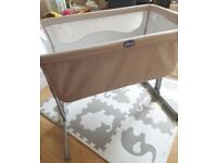 Chicco Next2me / Next To Me crib / baby cot