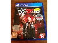 WWE W2K16 PS4 Game
