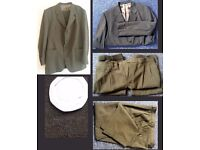 "Vintage early 1960s Mad Men style Brook's Brothers suit 34"" Waist 44"" Chest"