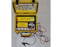 EZITRACE 8/33 kHz GENNY SIGNAL GENERATOR EZICAT CAT CABLE LOCATOR