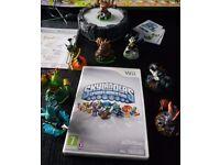 Wii Game Spyro Adventure skylanders ,figures , portal and game bundle