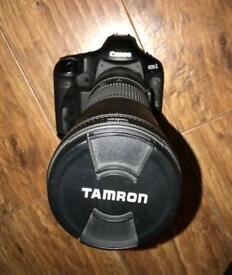 Canon 1D mk4 with tamron lens used error 30