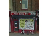 Off license for sale in bolton