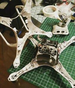 Top Rated Drone Repair Shop in Canada with lowest rates & fastest turnaround times - DJI Phantom, Inspire, and beyond